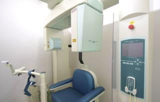 歯科用CTの利用