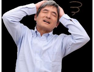 代表的なインプラント治療の失敗・トラブル